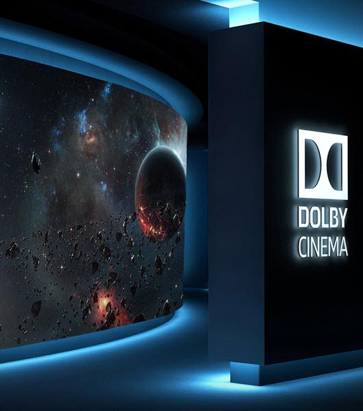 Dolby Cinema entry